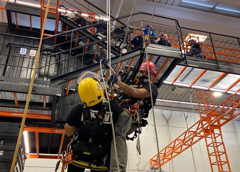 nuevas instalaciones centro formativo EASTAV GLOBAL en SAN JOSE DE LA RINCONADA
